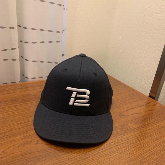829f445c0e4 Tom Brady TB12 fitted hat. M 5c783f60aaa5b856f421344d